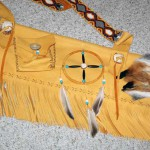 Plains indian quiver